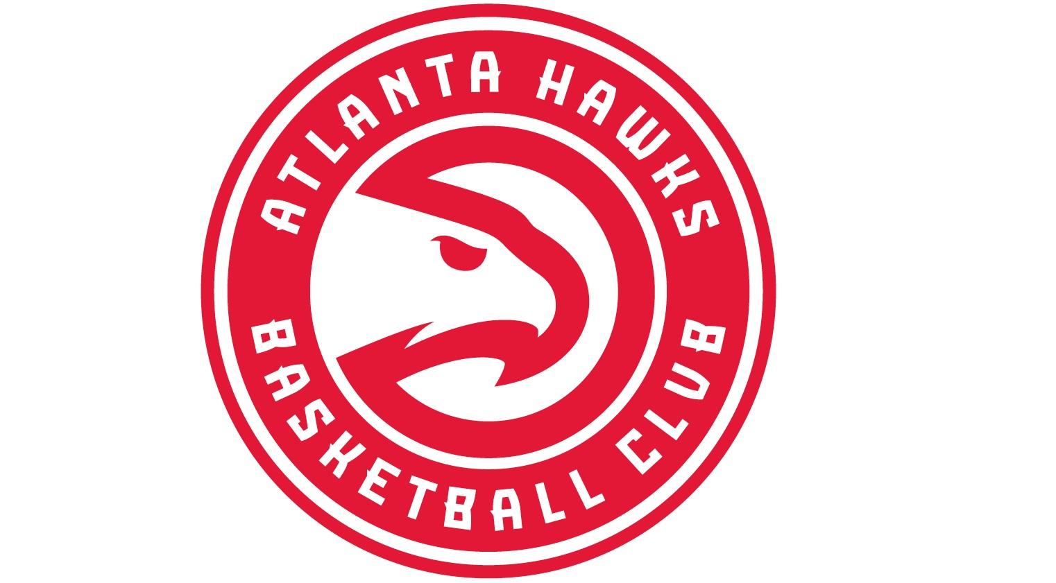 Atlanta Hawks - Primary logo