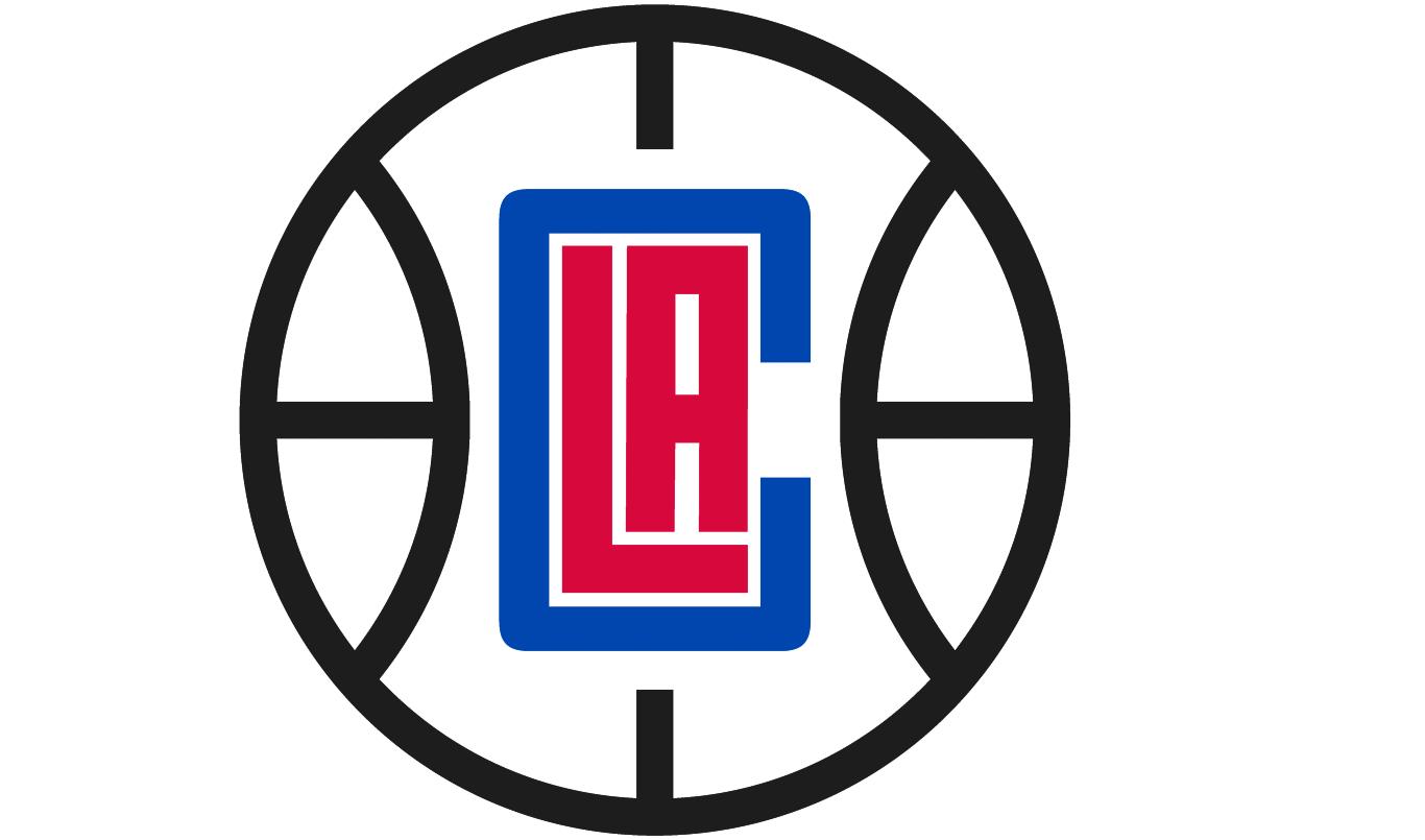 L.A. Clippers - Partial logo 1