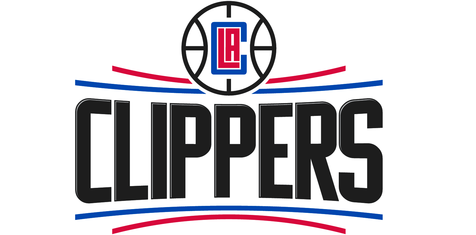 L.A. Clippers - Primary logo