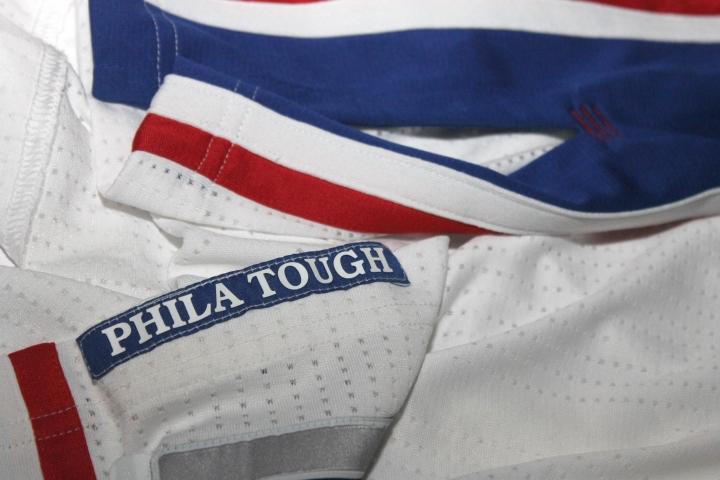 Philadelphia 76ers - Home jersey PT