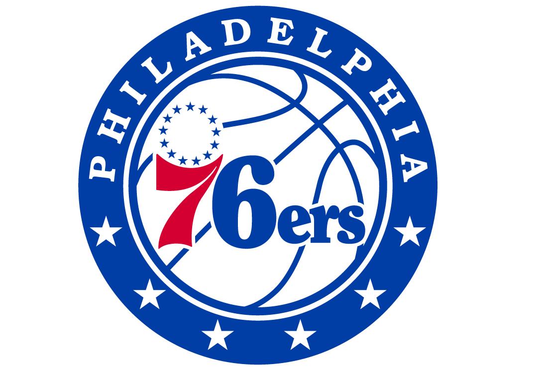 Philadelphia 76ers - Primary logo