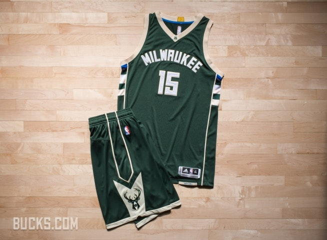 Milwaukee Bucks - Away uniform