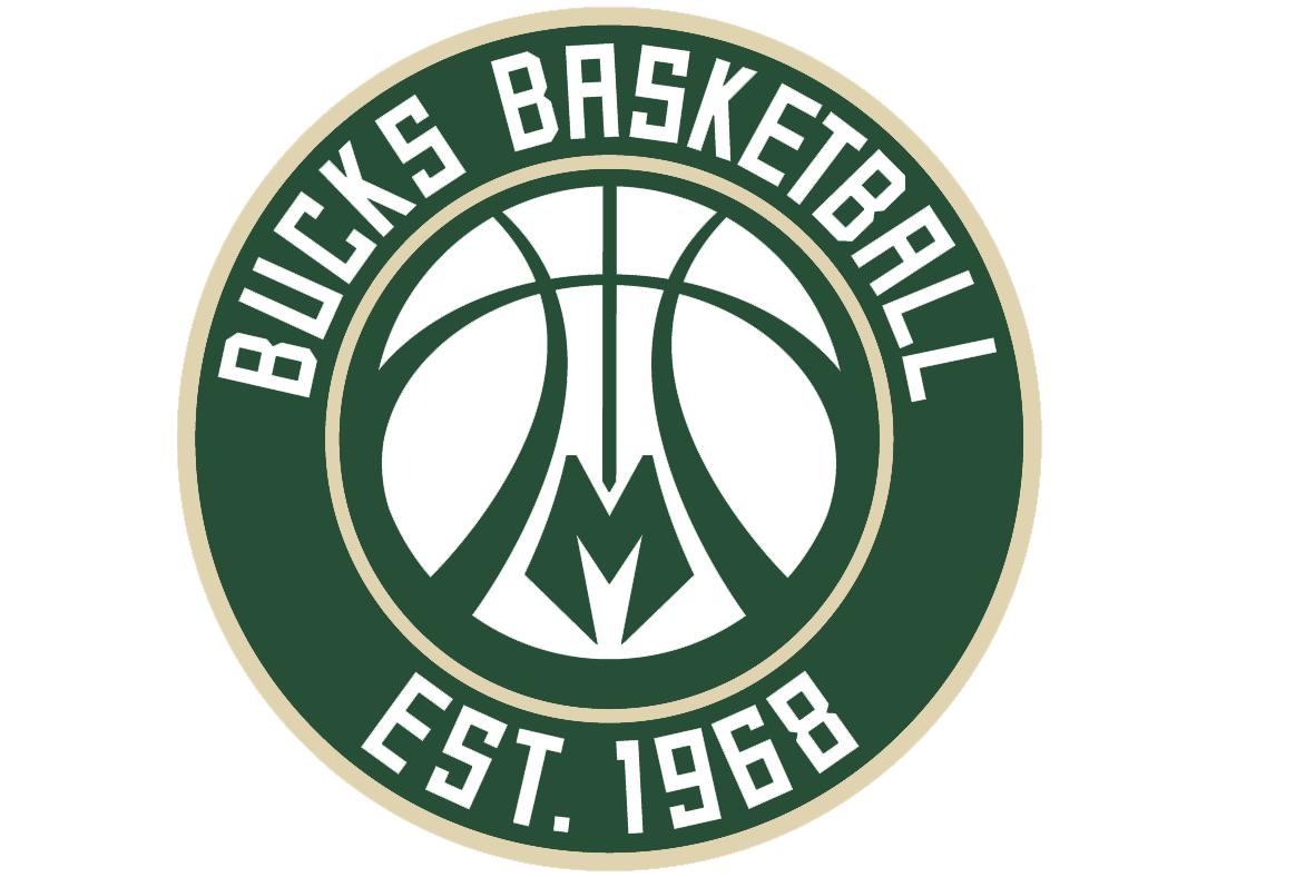 Milwaukee Bucks - Secondary logo