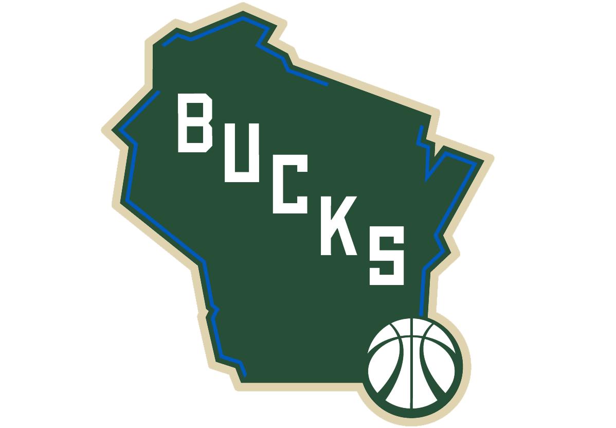 Milwaukee Bucks - Tertiary logo