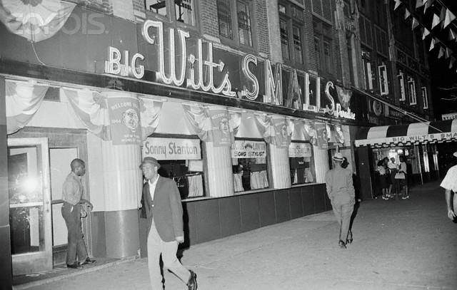 Big Wilt's Smalls Paradise Restaurant