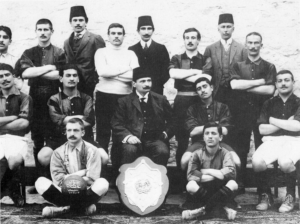 Galatasaray_SK_1908-1909