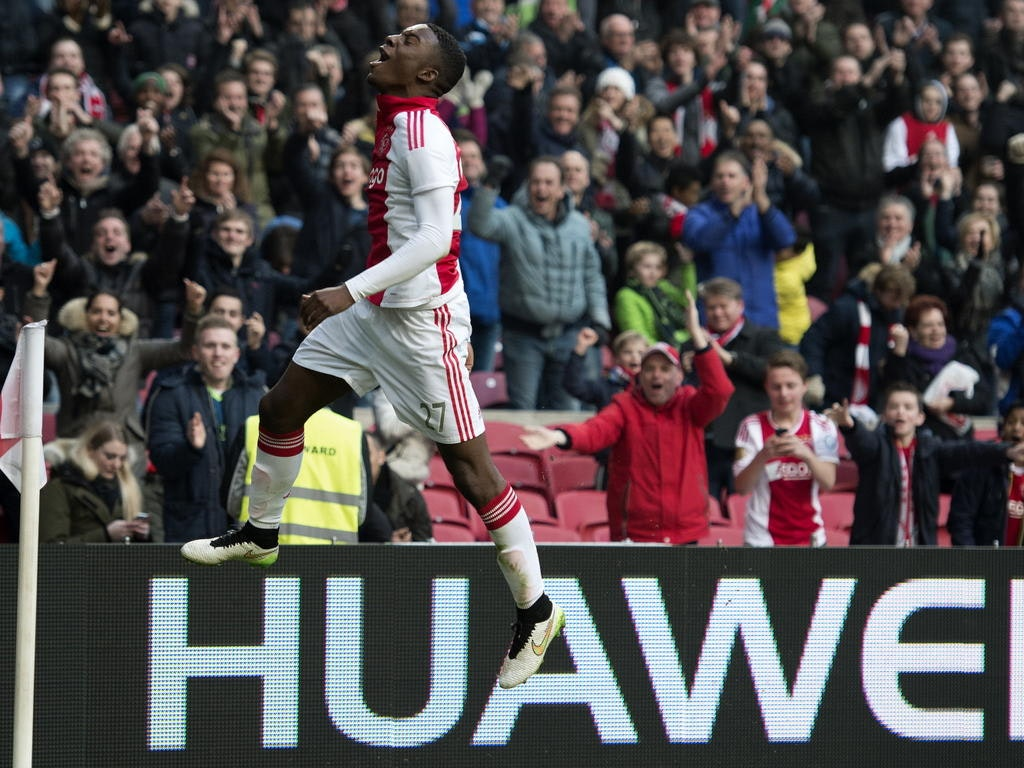 Bazoer all'Ajax