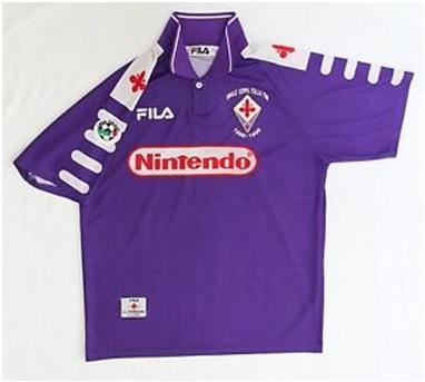 Maglia Fiorentina