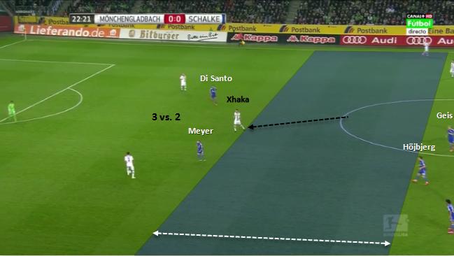 Seconda Maglia FC Schalke 28Franco Di Santo