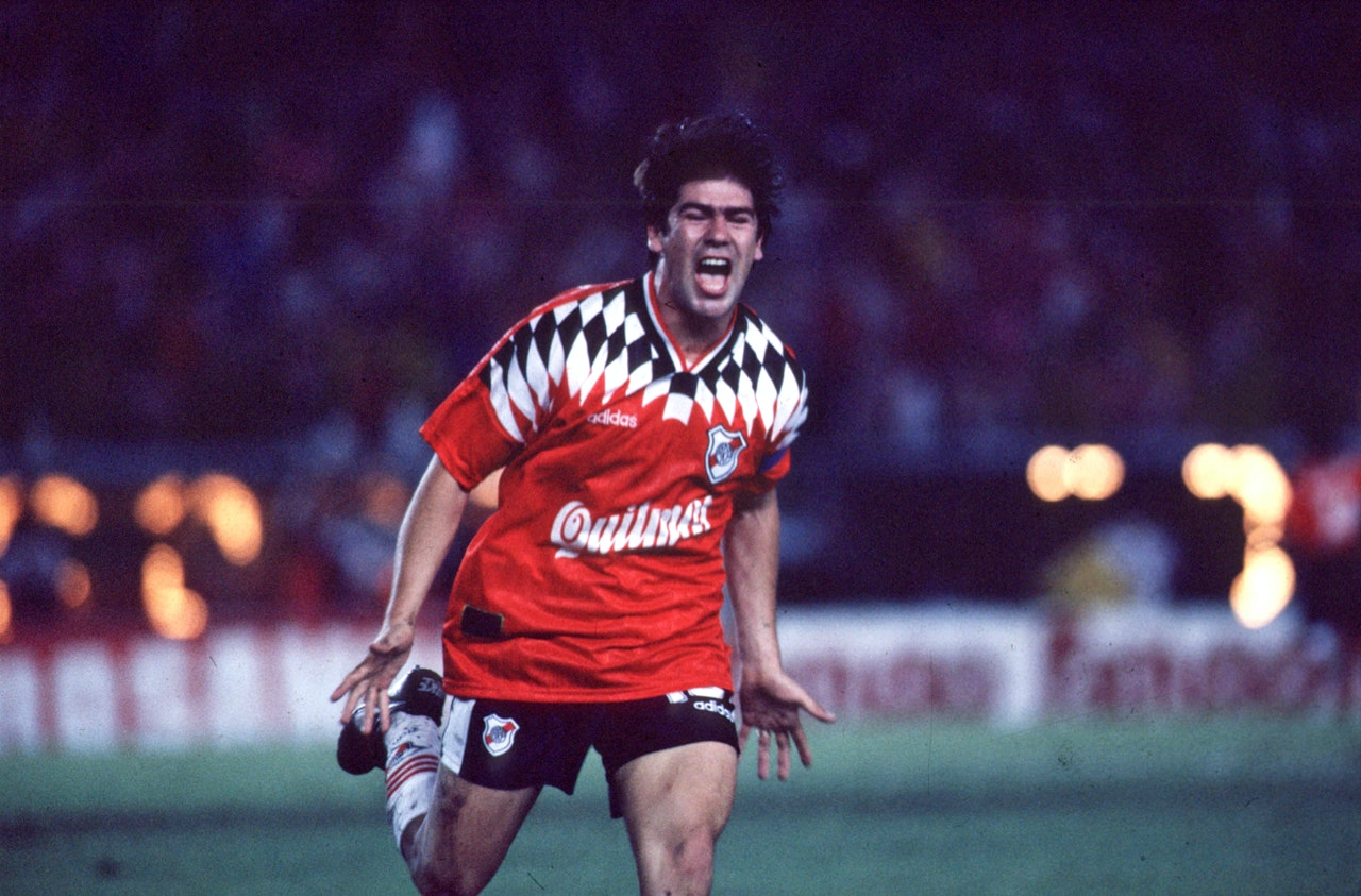 Marcelo Salas - River