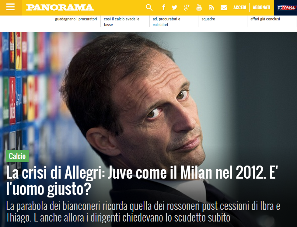 allegri panorama