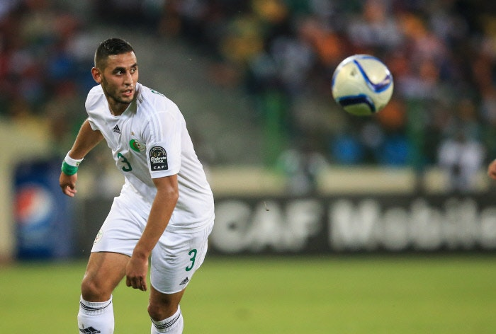 FOOTBALL : Cote d Ivoire vs Algerie - CAN 2015 - Quarts de finale - 01/02/2015