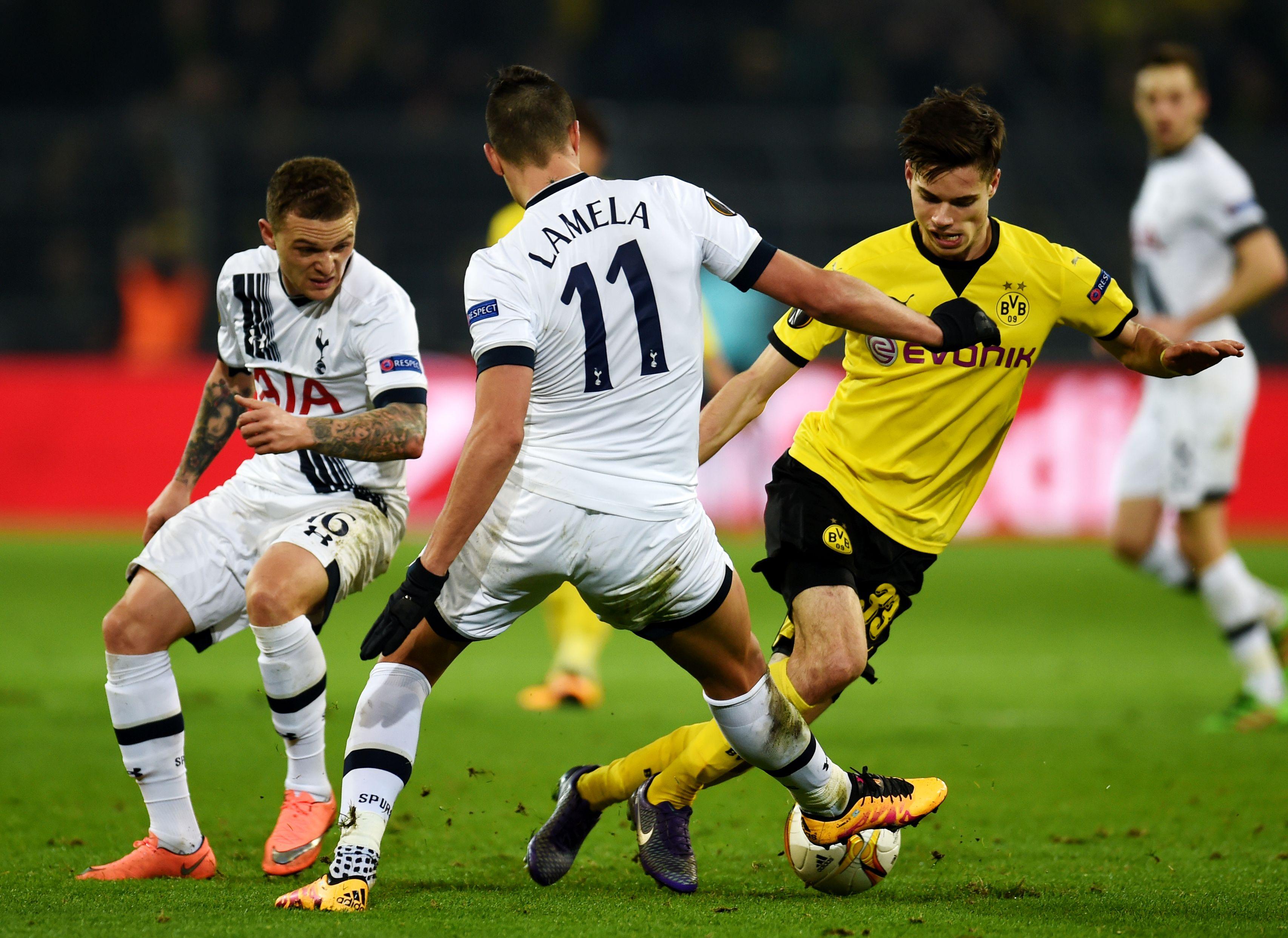 Terza Maglia Borussia Dortmund Julian Weigl