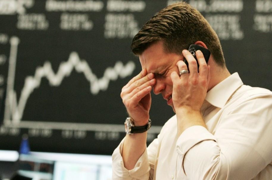 Crisis Wall Street (AFP)
