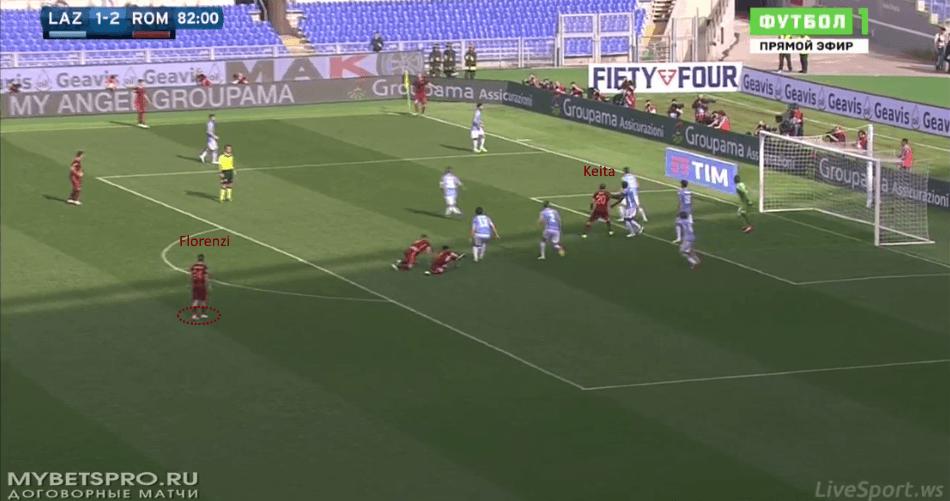 Gol Florenzi