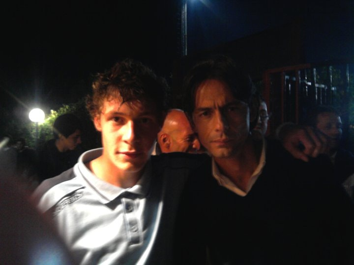 Belotti e Inzaghi novembre 2010