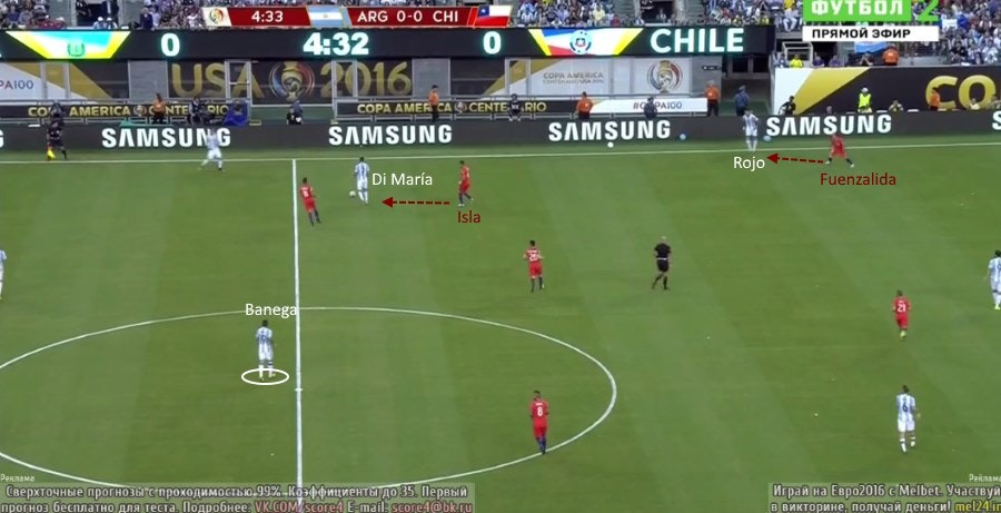 Difesa fascia Cile