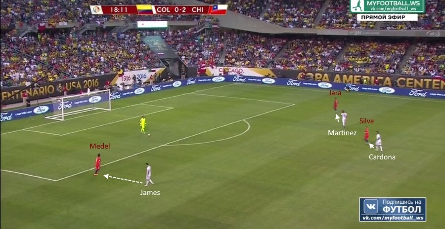 Pressing Colombia