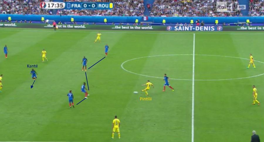 Pressing Francia 1