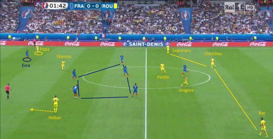 Pressing Francia