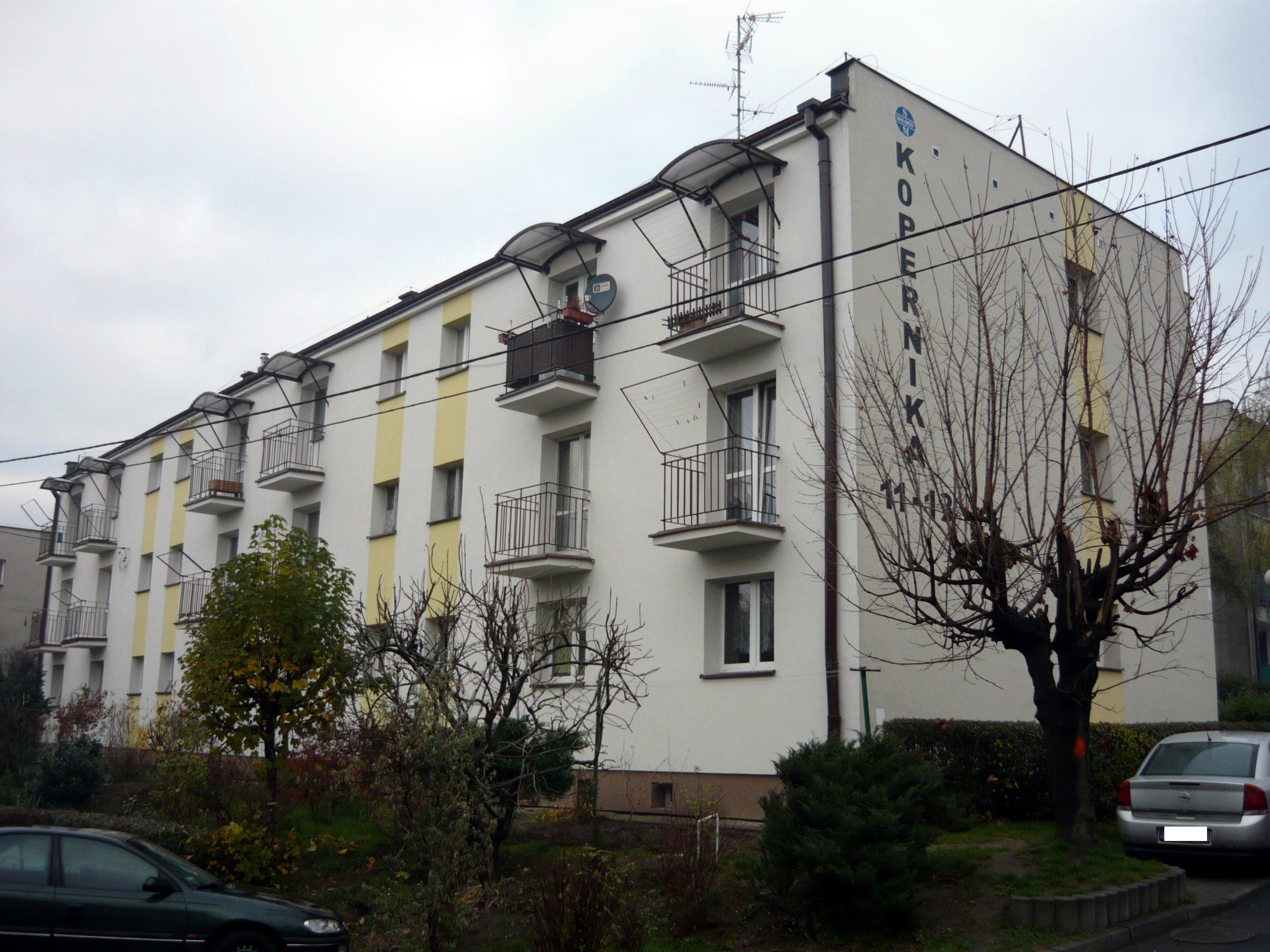 Glik, Il quartiere