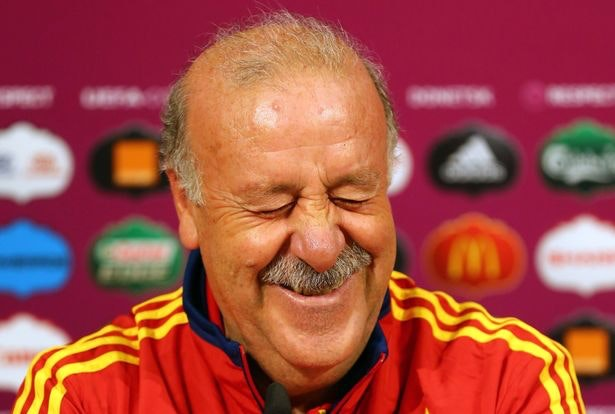 Spain-Press-Conference--UEFA-EURO-Semi-Final-2012