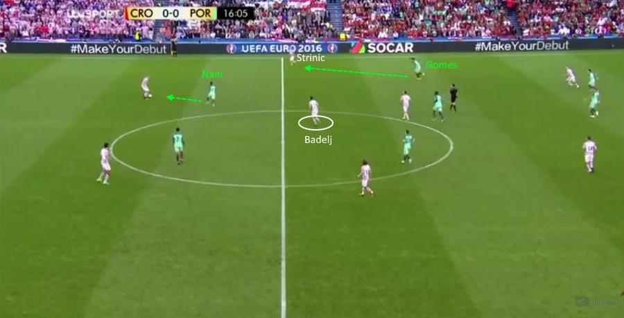 Pressing Portogallo