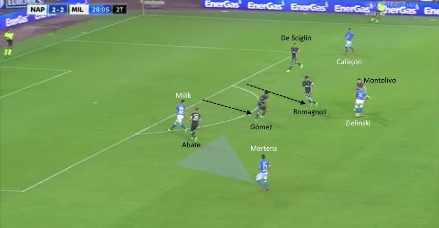 3-2 Napoli