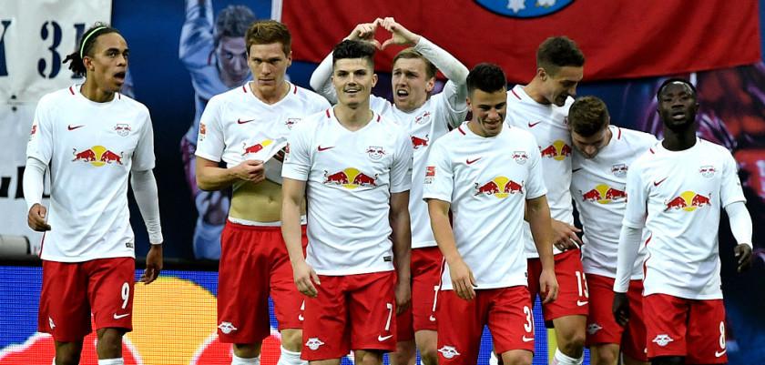 Seconda Maglia RB Leipzig Uomo