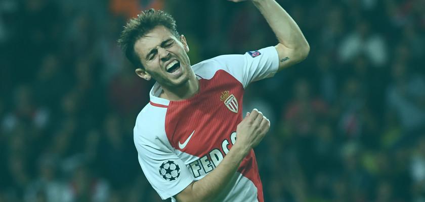 Seconda Maglia Manchester United Bernardo Silva