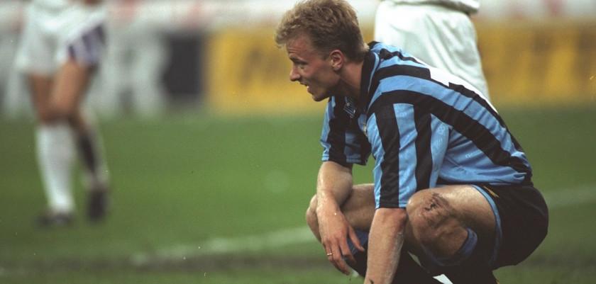 Dennis Bergkamp e l'Inter, lost in translation | L'Ultimo Uomo