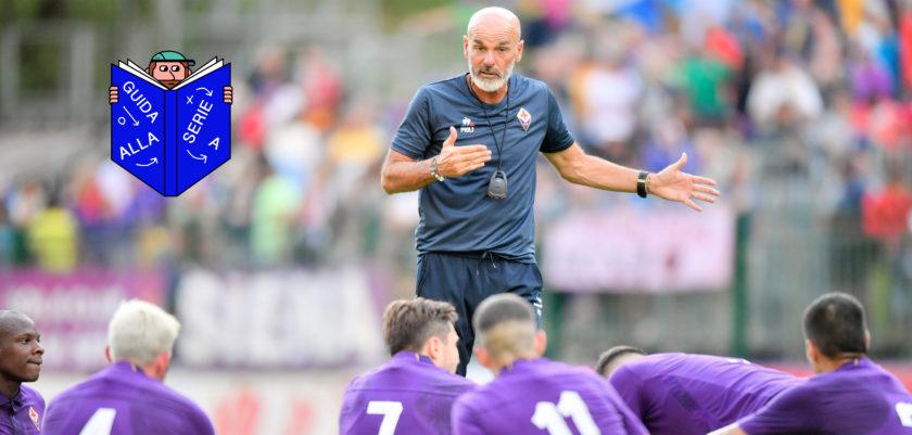 Terza Maglia Fiorentina FEDERICO CECCHERINI