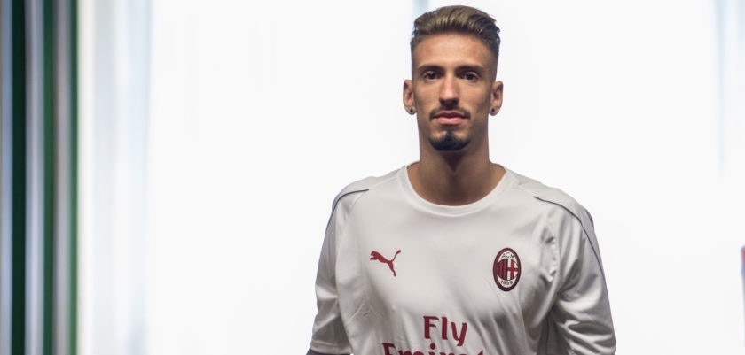 Seconda Maglia AC Milan SAMUEL CASTILLEJO