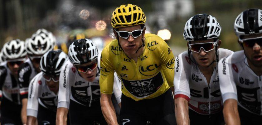 belleza precio especial para novísimo selección Il Team Sky ha cambiato il ciclismo | L'Ultimo Uomo