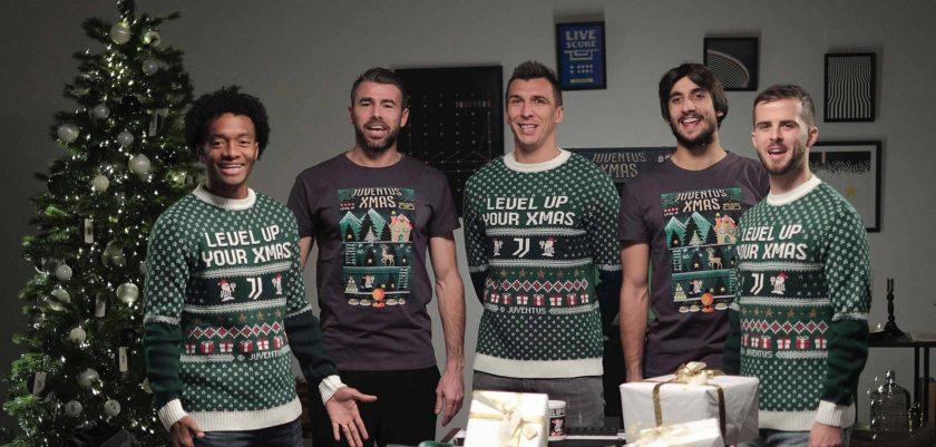 Auguri Di Natale Juventus.I Migliori Auguri Di Natale Delle Squadre Di Calcio L Ultimo Uomo