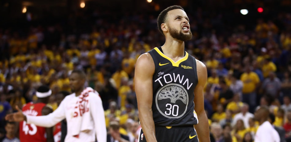 I Toronto Raptors hanno smantellato Golden State
