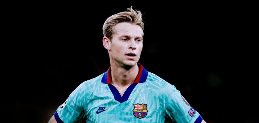 Barcellona, come sta giocando Frenkie de Jong | L'Ultimo Uomo