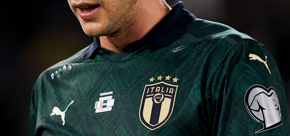 L'Italia in verde e altre maglie scandalose per le nazionali   L ...