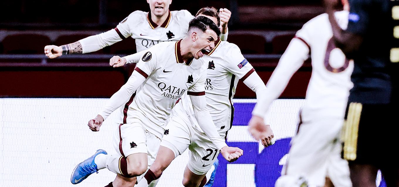 Europa League, l'analisi tattica di Ajax Roma | L'Ultimo Uomo